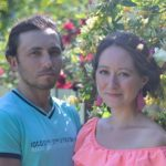 Рисунок профиля (Алёна и Евгений Федосеевы)